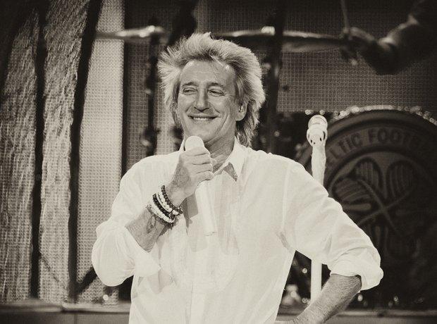 Rod Stewart Tour 2014