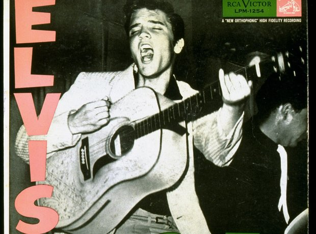 Elvis Presley's 'Elvis Presley'
