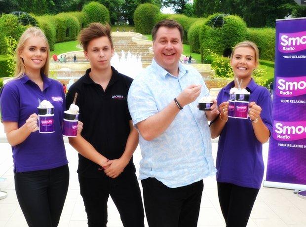 Ice Cream - Alnwick Garden