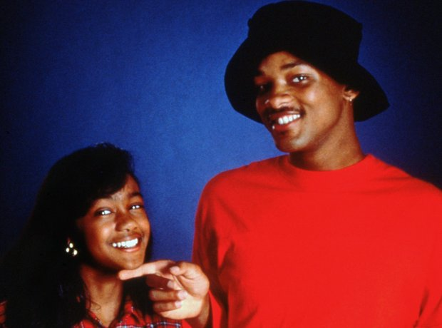 Then and Now: Tatyana Ali