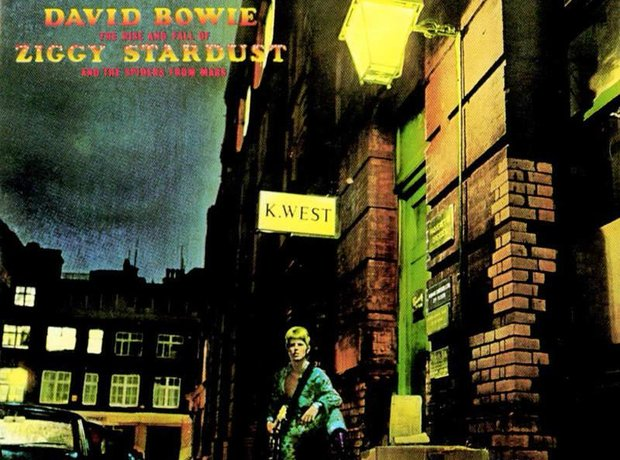 The Rise and Fall of Ziggy Stardust and the Spider