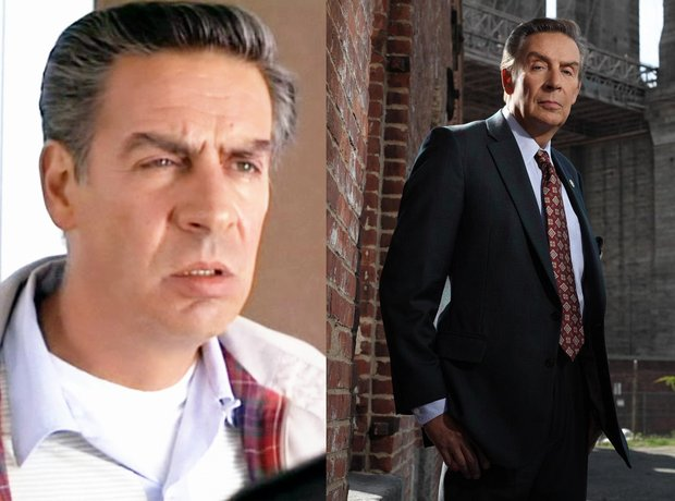 Jerry Orbach (Dr. Jake Houseman)
