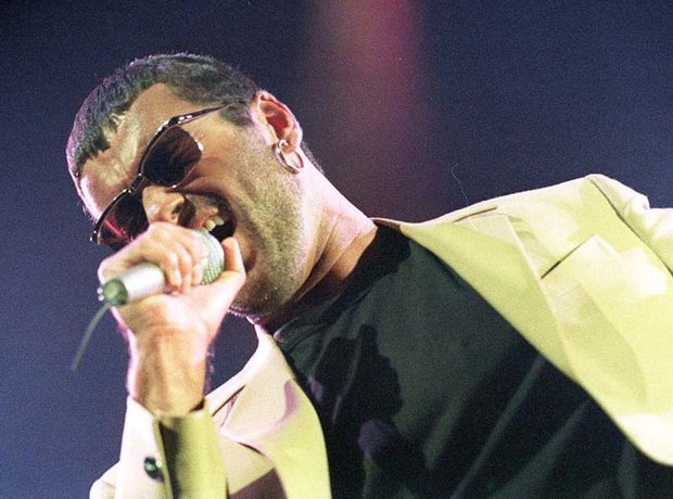 George Michael 1999