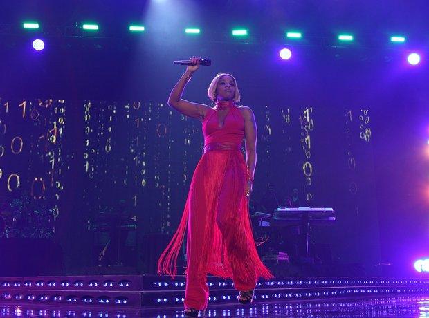 Mary J Blige Essence Music Festival