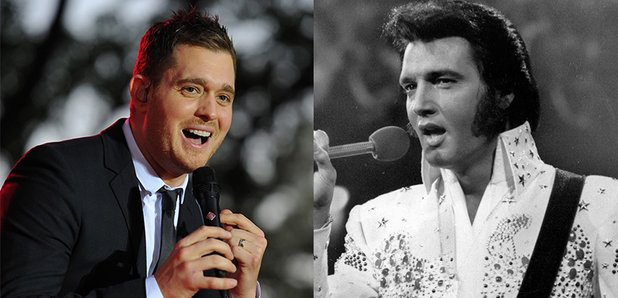 Buble and Elvis
