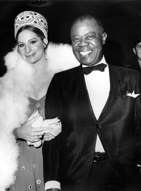 louis armstrong Barbra Streisand