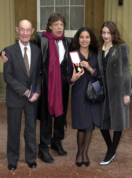 mick jagger knighted