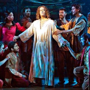 Jesus Christ Superstar- Birmingham Hippodrome