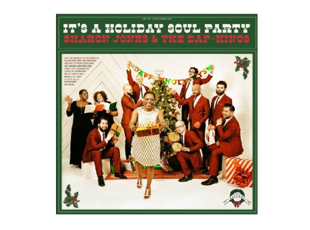Sharon Jones - It's A Holiday Soul Party