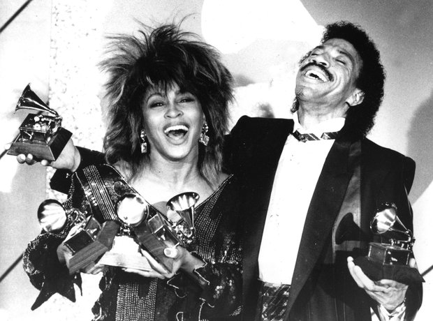 Grammy Awards History Tina Turner