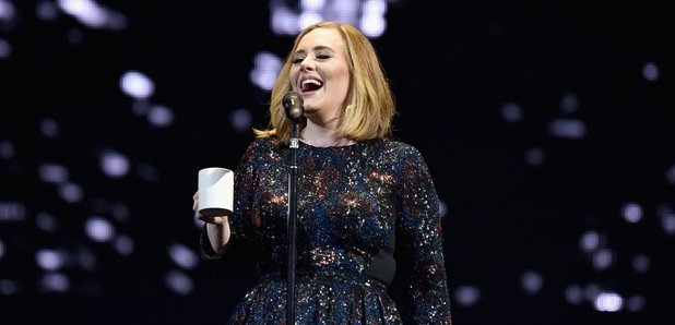 Adele At The SSE Arena Belfast