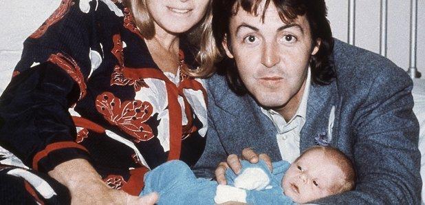 James McCartney baby edited