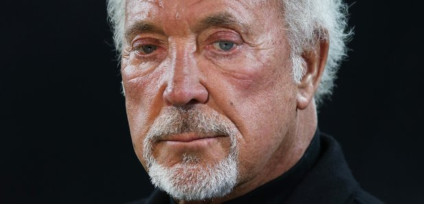 Tom Jones Rugby World Cup
