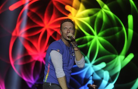 Coldplay Glastonbury 2016