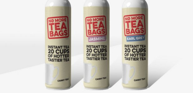 No more tea bags