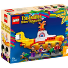 Lego Beatles Yellow Submarine