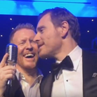 Michael Fassbender singing Elvis