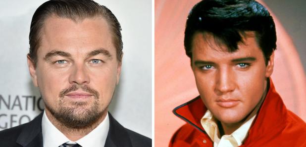 Elvis and Leonardo DiCaprio