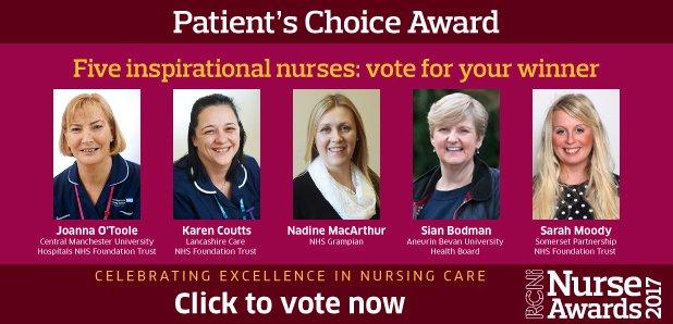 Patient's Choice Royal College Nursing