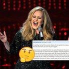 Adele wedding dilemma